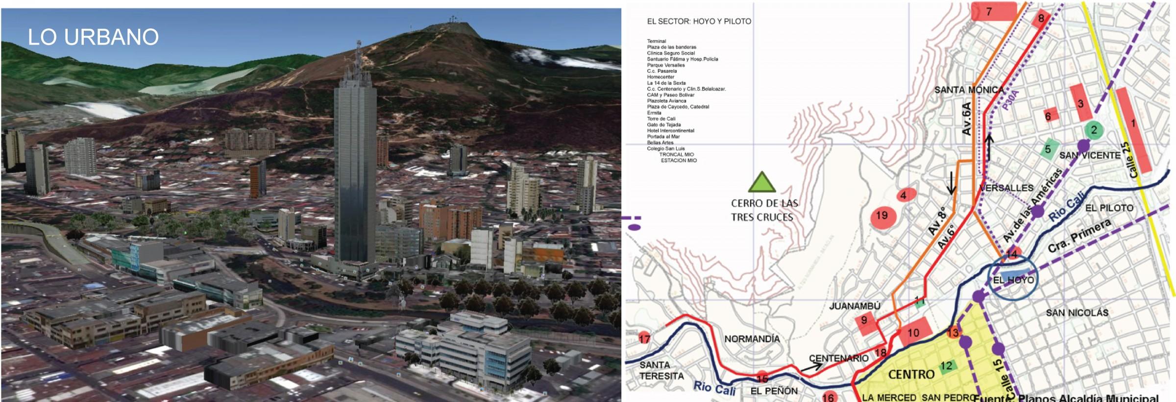 Archiprix 2015 centro comercial automotriz en el barrio for Barrio el jardin cali colombia